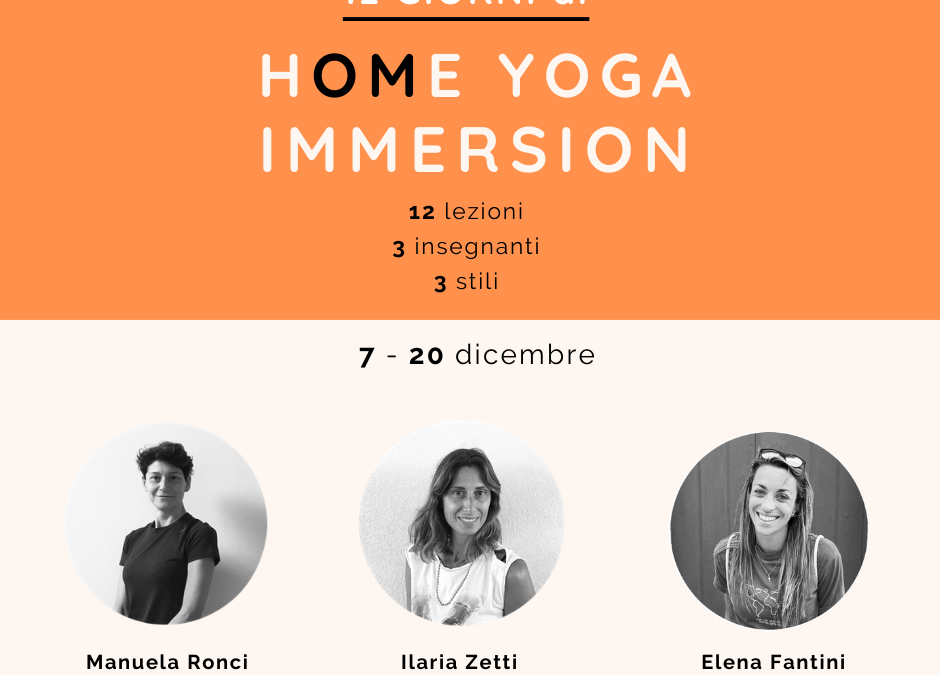 hOMe Yoga Immersion